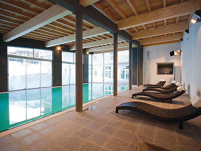 Image france savoie val cenis village neaclub la pulka piscine