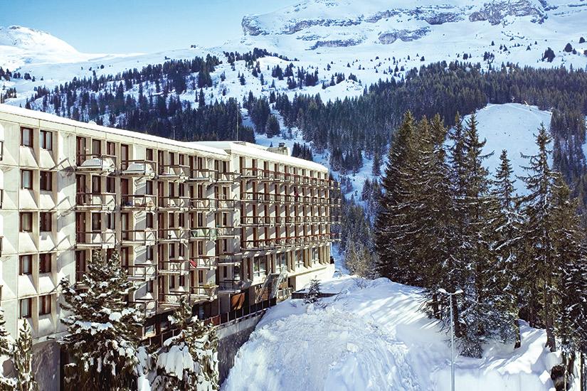 image Haute savoie flaine forum les alpes grand massif 72 hotel_257