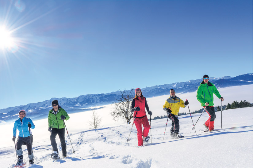 image Les alpes groupe neige sport ski montagne joie 99 as_91760816