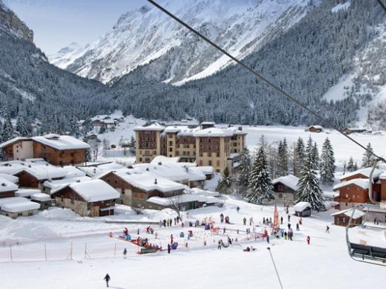 image club vacanciel pralognan sports hiver