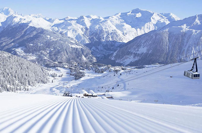 image france courchevel  les chalets de courchevel alpes express   ()