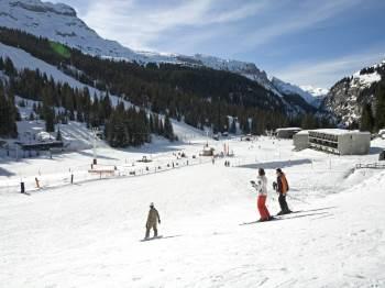 (Vignette) vignette France Flaine Le Flaine piste de ski