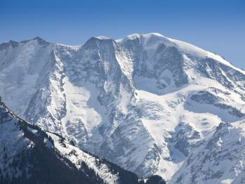 (Vignette) vignette France Saint Gervais Mont Blanc Le Monte Bianco mountains