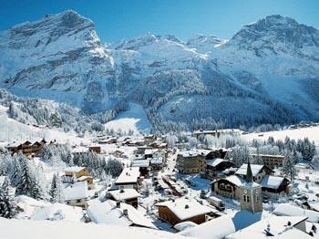 Vignette panoramic pralognan ski