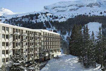 Vignette) vignette france flaine hotel club mmv le floine alpes express