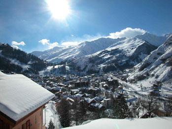 Vignette) vignette france valloire village neaclub la pulka alpes express