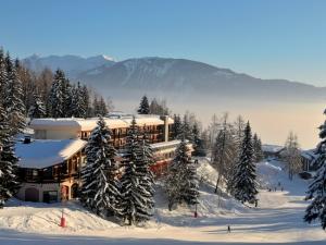vignette village cap vacances doucy sports hiver
