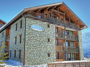 (vignette) Vignette france savoie la rosiere residence les balcons de la rosiere residence