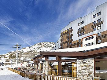 (vignette) Vignette france savoie val thorens hotel club mmv les arolles hotel